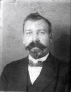 Farfar Gustaf Krantz (1864-1930)