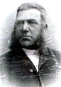 Claes Wilhelm Krantz, född 23/11 1832 i Gammalkil