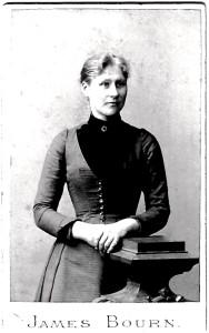 Ida Olsson-Nicander född 15 mars 1865