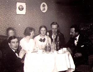 Väninnan Ebbas födelsedag 1924