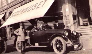 Hälsingborg september 1925