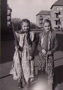 Systrarna Margareta och Birgitta