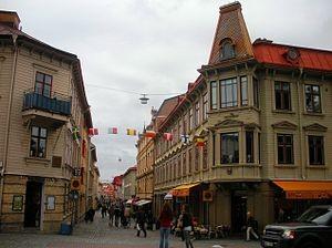 Haga Nygata, Göteborg Bild från Wikipedia